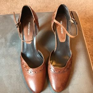 Naturalized Heels